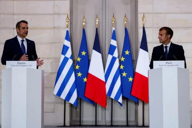Quốc hội Hy Lạp thông qua hiệp ước quốc phòng với Pháp