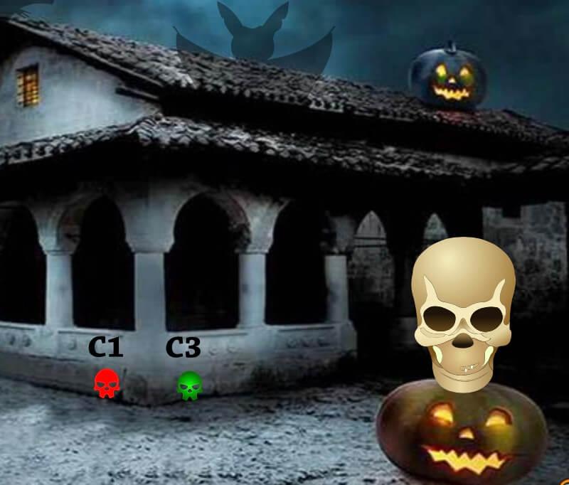 WowEscape Halloween Villa…