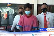 Polres Tuban Tangkap Pelaku Pencurian Uang 10 Juta Di Konter Hp