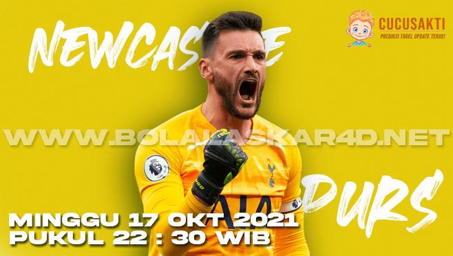 Prediksi Bola Newcastle United vs Tottenham Hotspur Minggu 17 Oktober 2021