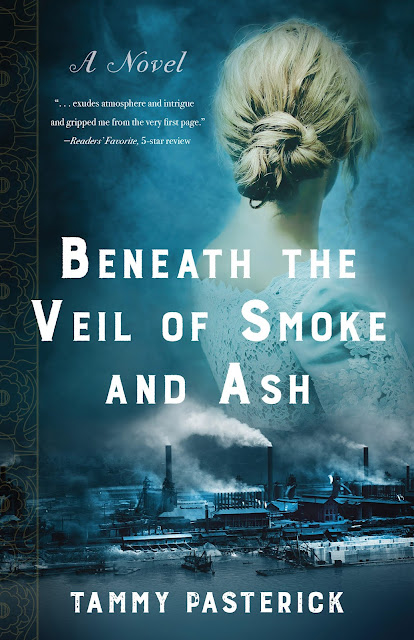 [Blog Tour] 'Beneath the Veil of Smoke and Ash'  By Tammy Pasterick #HistoricalFiction