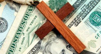 Igreja quer mudança no capitalismo.