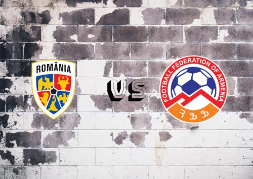 Rumanía vs Armenia  Resumen