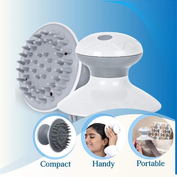 JSB HF135 Scalp Head Massager | Head Massager For Stress Relief | Scalp Massager