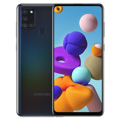 Screen Recorder Samsung Galaxy A21s