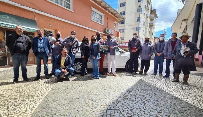 """Com um Polo 2022! Rádio Difusora lança """"Campanha Natal De Prêmios"""" em São Joaquim"""