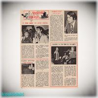 Η Κάσσυ Τζάνετ σε δημοσίευμα του περιοδικού Ντομινό