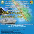 Lantamal II Padang  Bakal Gelar Vaksinasi COVID-19 di KRI Bontang-907 Perairan Sikakap Mentawai