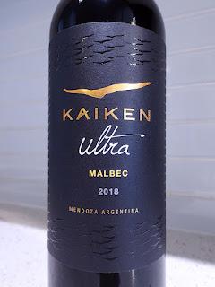 Kaiken Ultra Malbec 2018 (89 pts)