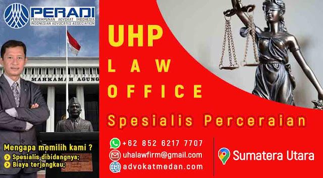 pengacara perceraian di Medan Kota Medan