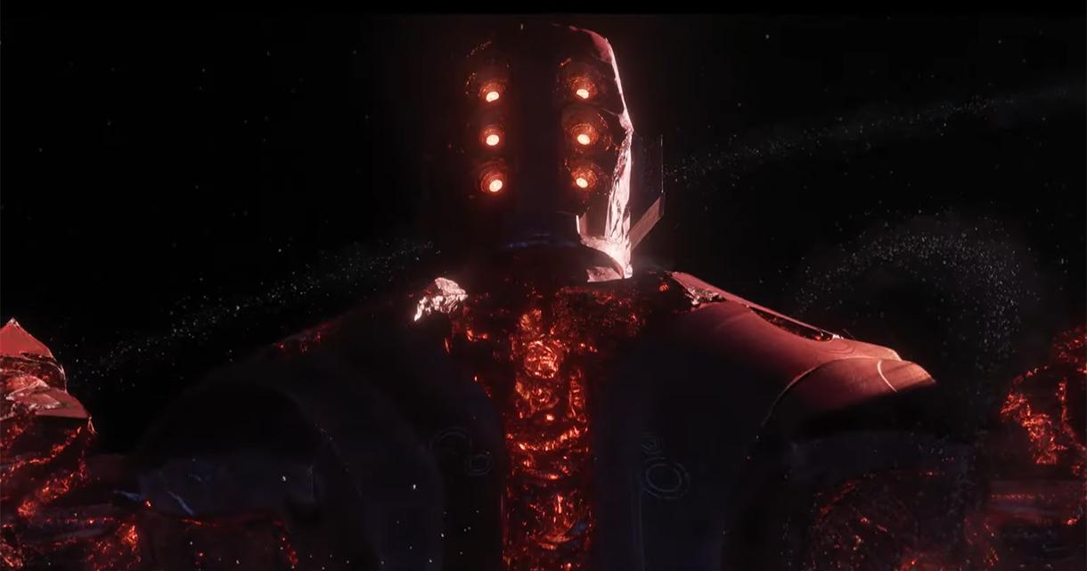 Celestial - Eternos 2021 - Trailer Final