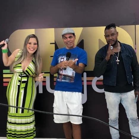 SEXTOU COM TRIO DE SUCESSO NA TV POTENGI PRO BRASIL E PRO EXTERIOR