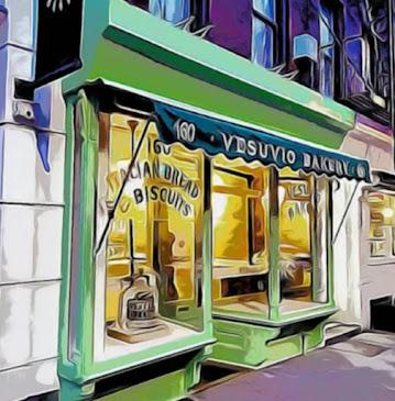 Vesuvio Italian Bread Bakers NYC