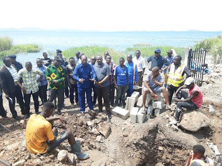 Bilioni 3 zakamilisha mradi wa maji Kirando Kamwanda