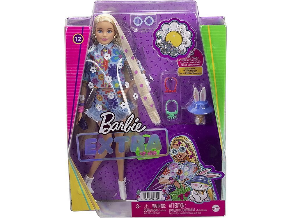 Кукла Barbie Extra #12