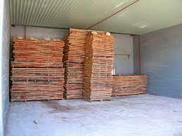 Tahap pelaksanaan pengeringan kayu secara buatan