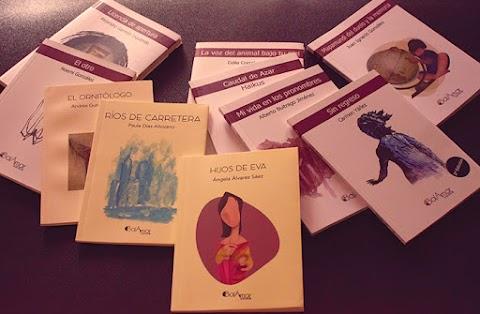 6 libros de Ediciones BajAmar