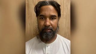 Mohammad Ashraf, a Pakistani terrorist