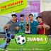 Hebat, Tim Futsal SMPIT - SMAIT AR-RAHMAH Makassar Raih Juara 1 Futsal Cup II 2021 Antar Sekolah