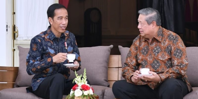 Andi Arief Senang Jokowi Dibilang Jenius Oleh Profesor yang Pernah Puji SBY
