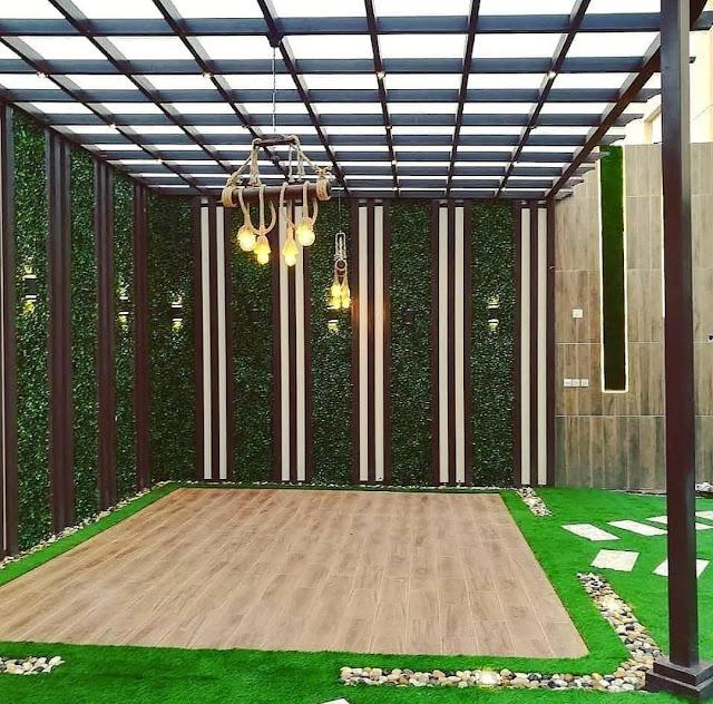 شركة تنسيق حدائق بالطائف0580309536-تركيب عشب صناعي الطائف