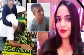 بالفيديو / والد رحمة لحمر بنشر فيديو صادم ومعلومات خطيرة عن حقيقة ما حصل لابنته ويستغيث 😭