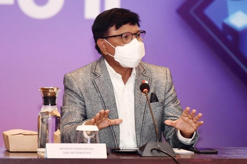 Ciptakan Tata Kelola Berkualitas, Menteri Johnny, Kominfo Terapkan 5 Langkah sesuai Amanat UU