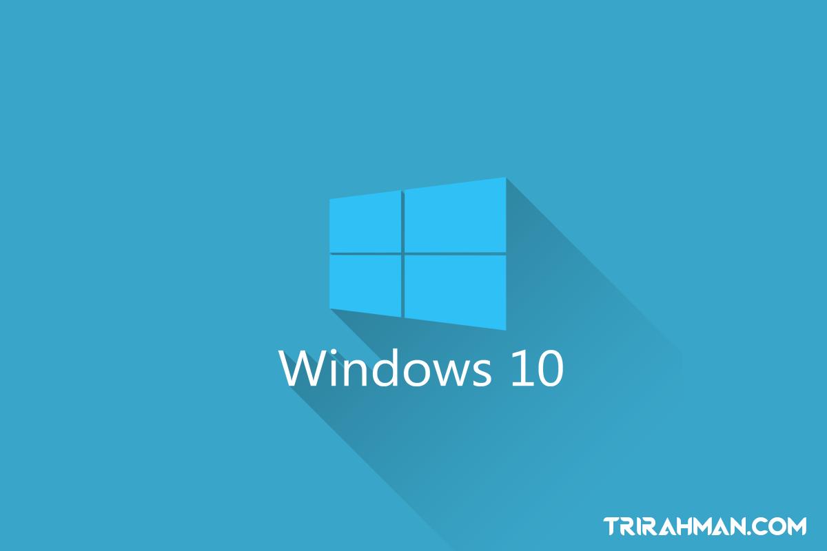 Script Menghilangkan Aktivasi Windows 10 Menggunakan Notepad