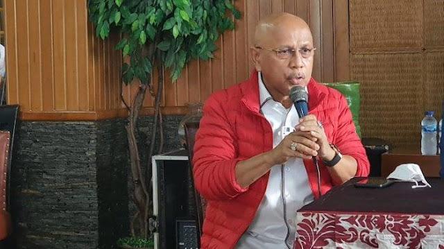 Darmizal: Bisa Habis SBY Jika Moeldoko Masuk Demokrat