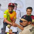 Top! Pemanah Asal Tamiang 'Sonny Indra Saputra' Raih 2 Medali Emas di Kejuaraan Panahan Piala Bupati Aceh Tengah 2021