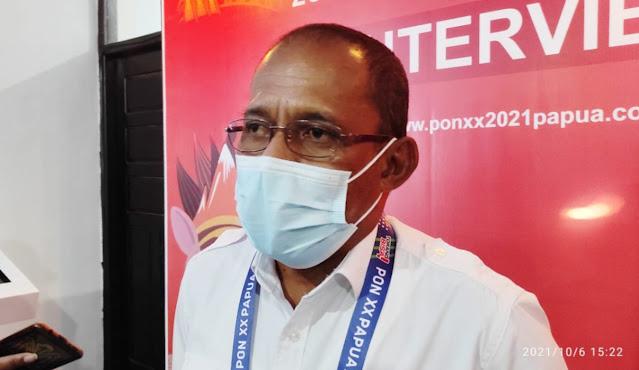 4 Panpel PON Positif Covid di Merauke Jalani Isolasi di Hotel Akat.lelemuku.com.jpg