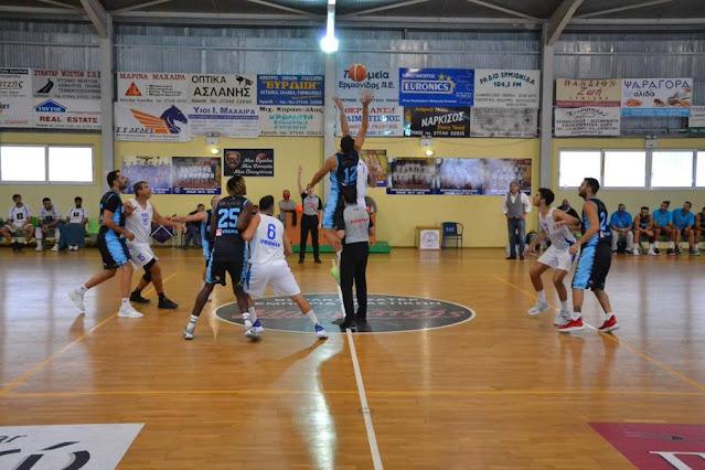 Γ΄ Εθνική μπάσκετ: «Απόδραση» από την Ερμιόνη για τη Μύκονο στην πρώτη αγωνιστική (βίντεο)