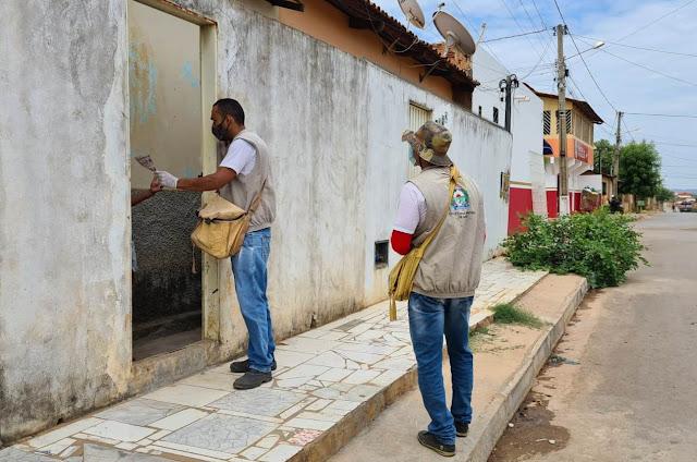 Centro de Controle de Zoonoses de Barreiras inicia mutirões de combate ao Aedes Aegypti