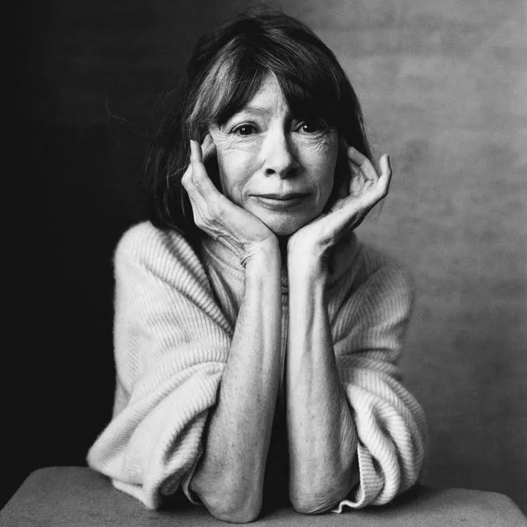 Joan Didion, una de las candidatas al Premio Nobel de Literatura
