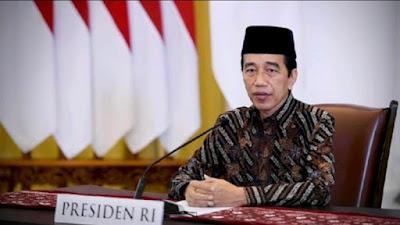 Maulid Nabi, Jokowi Sampaikan Pesan Kepedulian di Tengah Pandemi