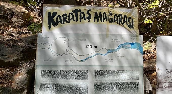 Antalya Karataş Mağarası Nerede Nasıl Gidilir