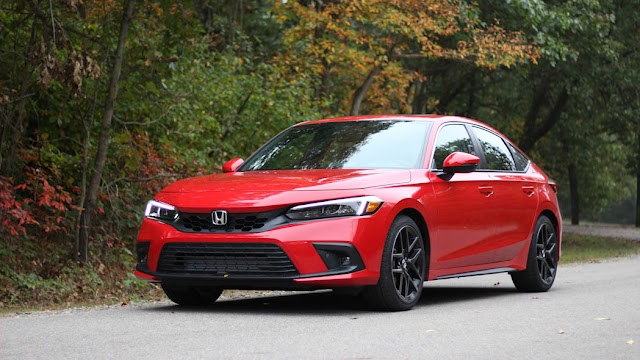 MOTOR. llega el Honda Civic Hatchback 2022 más deportivo