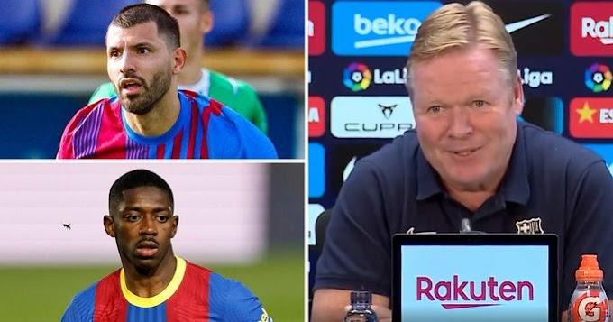 Koeman Barcelona want to fight for La Liga and UCL
