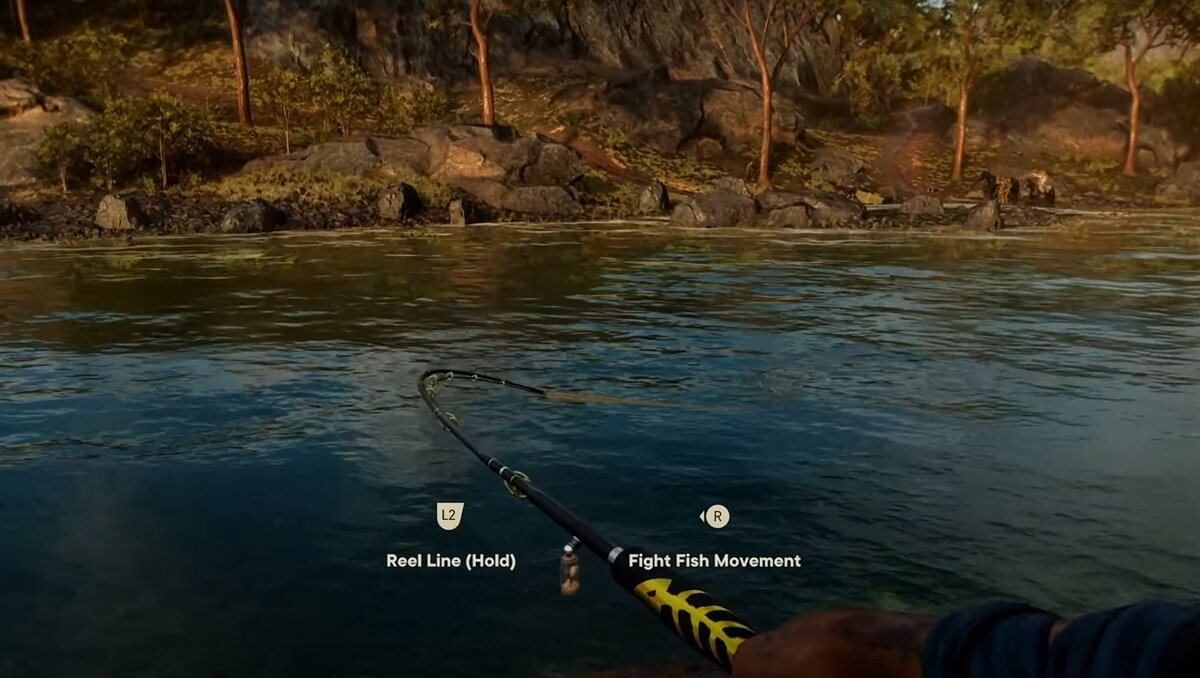 How to fish in Far Cry 6