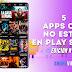 Top Apps Que No Estan En La Play Store 2021