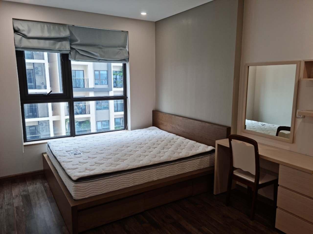 Phòng ngủ 2 căn hộ Hado Centrosa