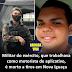 Militar do exército, que trabalhava como motorista de aplicativo, é morto a tiros em Nova Iguaçu