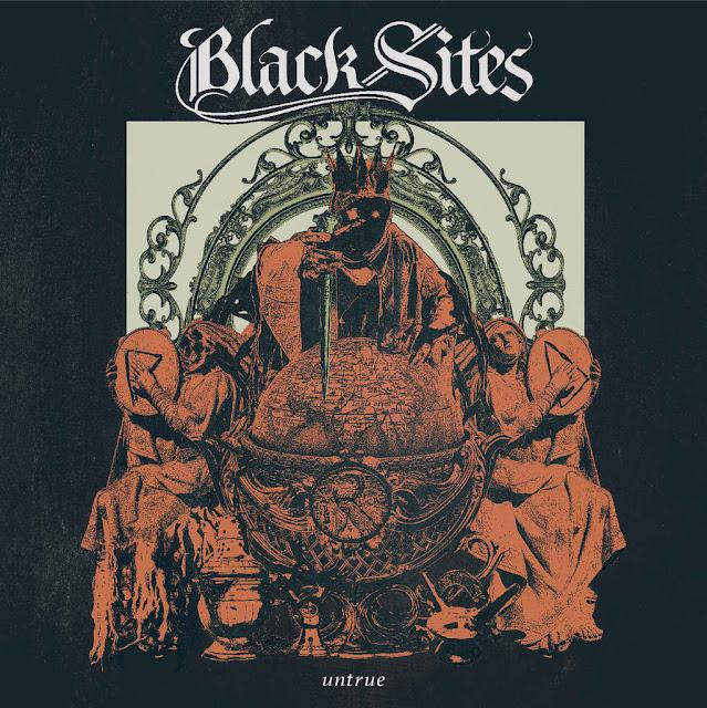 """Ο δίσκος των Black Sites """"Untrue"""""""