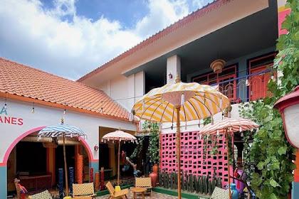 Por Aqui Stay & Dine Jogja Harga Penginapan, Harga Menu dan Lokasi