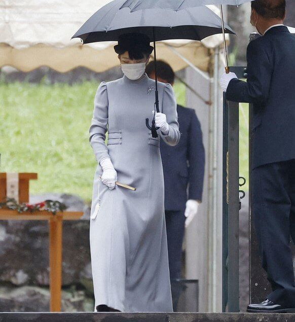 The wedding of Princess Mako and Kei Komuro is now set to take place on October 26, 2021