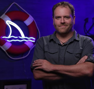 Josh Gates posing for a picture