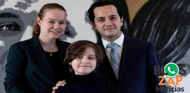 Laurent e seus Pais
