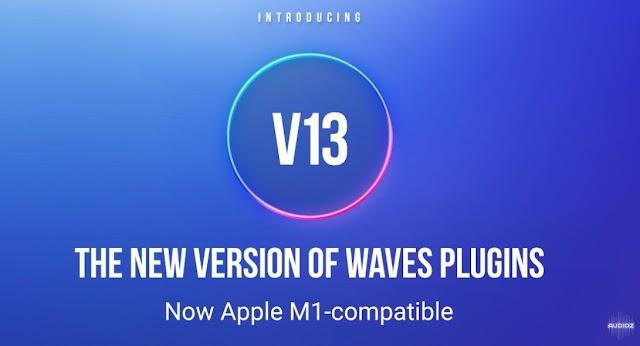 Waves Audio - Waves Complete v13.1 13 0 VST3 x64 [12.10.2021]