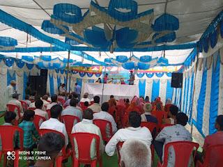 गांव में पहुंच कर दी कानून की जानकारी