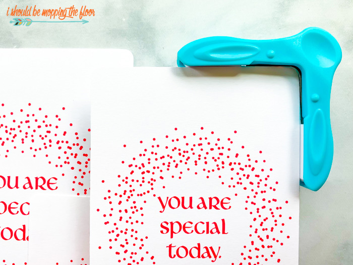 Today You Are Special